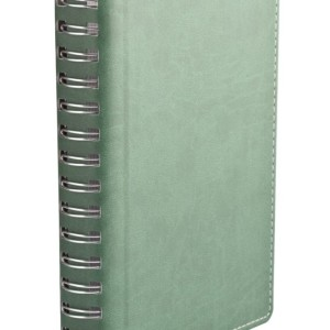 Ежедневник Semi, недатированный, зеленый
