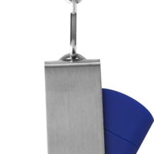 Флешка Double Twist 16 Гб синяя