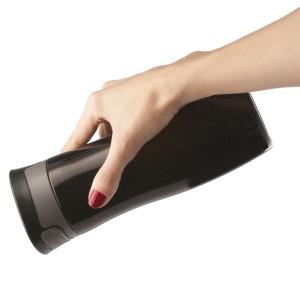 Термостакан Tansley, герметичный, вакуумный, черный