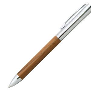 Ручка шариковая, дерево, ФЬЮЖЕН