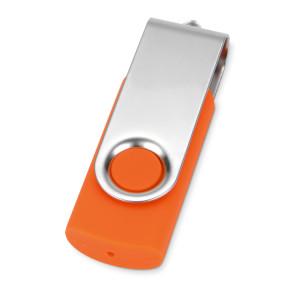 Флеш-карта USB 2.0 8 Gb «Квебек», оранжевый