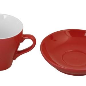 Чайная пара Tulip, красная