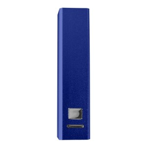 Внешний аккумулятор Alum 2800 мАч, синий
