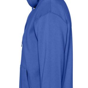 Толстовка с капюшоном SLAM 320, ярко-синяя