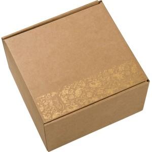 Подарочная коробка с ложементом под чайную пару арт.2738