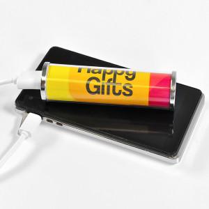 """Универсальное зарядное устройство """"RollUp"""" (2200mAh)"""