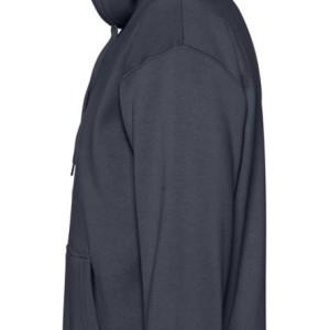 Толстовка с капюшоном SLAM 320, темно-синяя