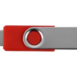 Флеш-карта USB 2.0 32 Gb «Квебек», красный