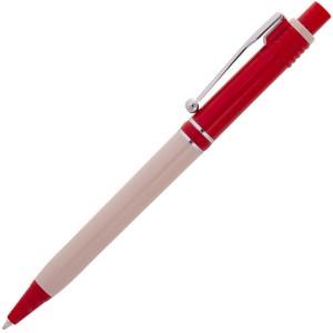 Ручка шариковая Raja Shade, красная