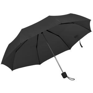 Зонт складной, механический, пластиковая ручка