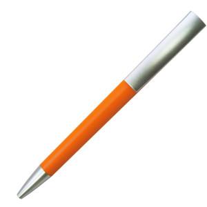 Ручка шариковая, пластик, оранжевый, Z-PEN