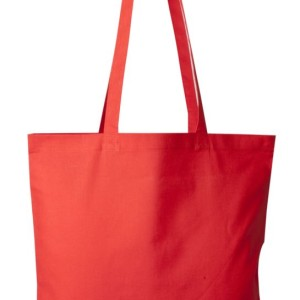 Холщовая сумка Optima 135, красная