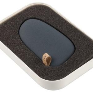 Внешний аккумулятор Pebble 5200 мАч, темно-серый