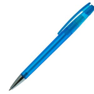 Ручка шариковая, пластик, голубой  Z-PEN