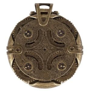 Флешка «Криптекс»® Roundlock