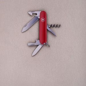 Офицерский нож SPARTAN 91, красный
