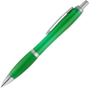 Ручка шариковая Venus, зеленая