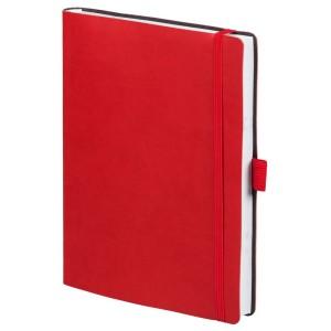 Ежедневник Flex Brand, датированный, красный