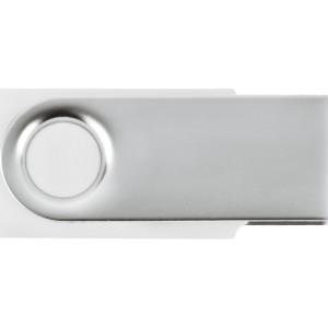 Флеш-карта USB 2.0 32 Gb «Квебек», белый
