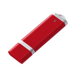 Флешка Profit, 8 Гб, красная