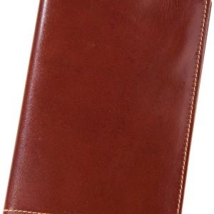 Обложка для паспорта Cover, коричневая