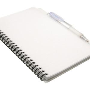 """Блокнот А5 """"Hyatt"""" с ручкой"""