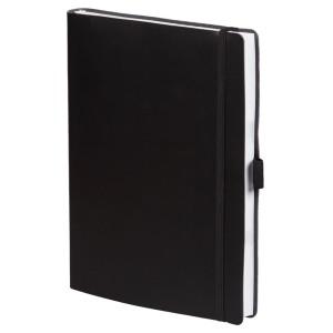 Ежедневник Flex Brand, датированный, черный