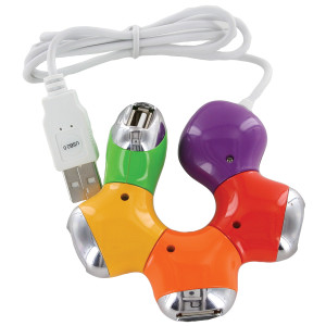 """USB-разветвитель """"Трансформер"""""""