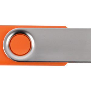 Флеш-карта USB 2.0 32 Gb «Квебек», оранжевый