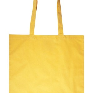 Холщовая сумка Optima 135, желтая