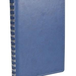 Ежедневник Semi, недатированный, синий