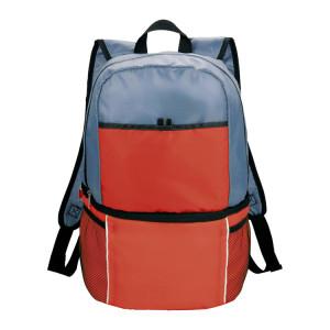 "Рюкзак-холодильник ""Sea Isle"", красный/голубой"