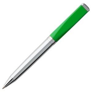 Ручка шариковая Bison, зеленая
