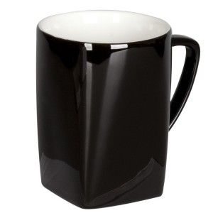 Кружка Elegance, черная