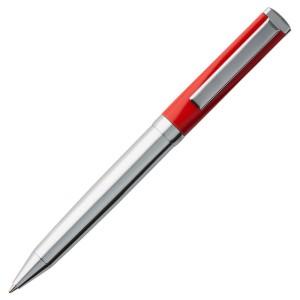 Ручка шариковая Bison, красная
