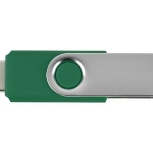 Флеш-карта USB 2.0 32 Gb «Квебек», зеленый