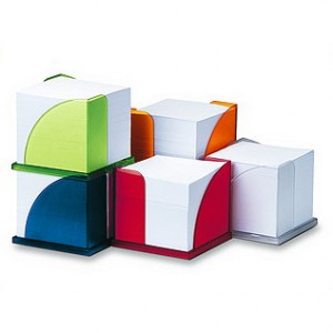 Подставка для блока бумаги Walz
