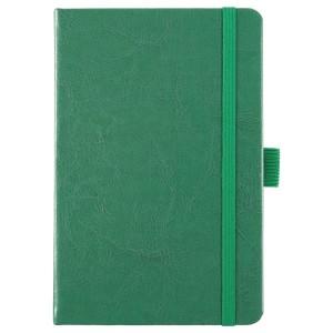 Блокнот Freenote, в линейку, зеленый