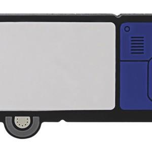 Внешний аккумулятор «Грузовик» 2500 мАч, синий