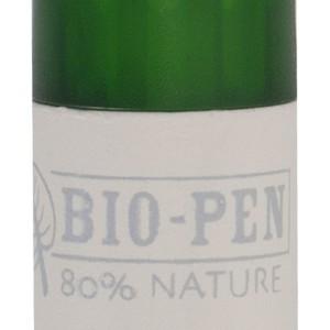 Ручка шариковая Bio-Pen, с зеленой вставкой
