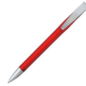 Ручка шариковая, автоматическая, пластик, КОБРА ММ АЙС