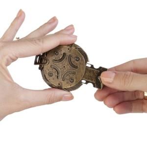 Флешка «Криптекс»® Roundlock, 16 Гб