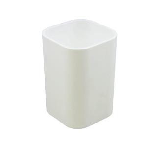 Карандашница белая