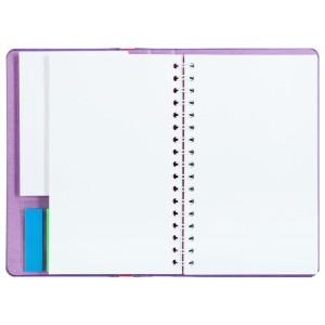 Блокнот Freestick, фиолетовый