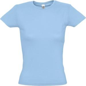 Футболка женская MISS 150, голубая
