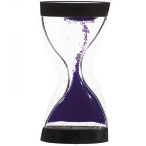 Декоративные песочные часы Bubble