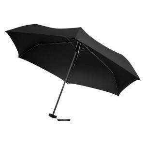 Зонт складной Unit Slim, черный