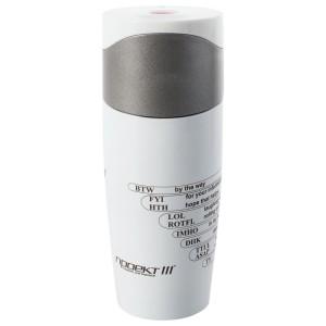 Термостакан Alaska-1, вакуумный, герметичный, белый