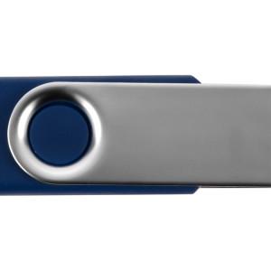 Флеш-карта USB 2.0 32 Gb «Квебек», синий