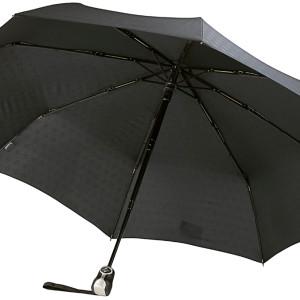 Зонт Gran Turismo, черный с рисунком